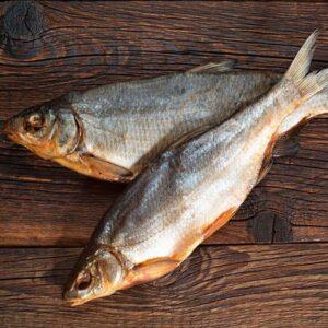В'ялений рибець