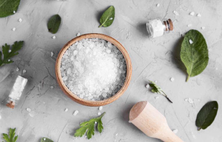 Соль и икра